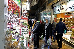 Why Iran's Economy Has Not Collapsed Amid U.S. Sanctions And 'Maximum Pressure'