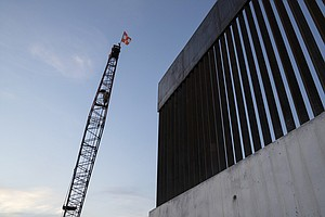 $11 Billion And Counting: Trump's Border Wall Would Be Th...