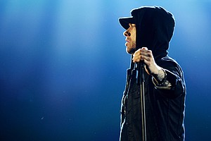 Eminem Releases Surprise Album, 'Music To Be Murdered By'