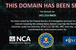 FBI Seizes Website Suspected Of Selling Access To Billions Of Pieces Of Stole...