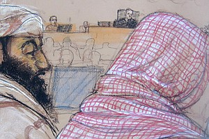 CIA Used Prisoner As 'Training Prop' For Torture, Psychologist Testifies