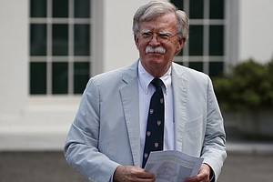 Watch Live: Bolton Book Pressures GOP To Allow Senate Wit...