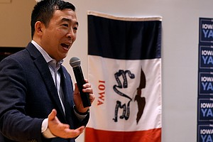 Poll Results Put Andrew Yang Back On The Democratic Debate Stage