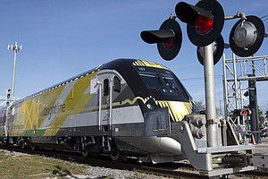 Florida's Brightline Railroad Is Nation's Deadliest After High Rate Of Track ...