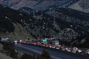Colorado Tries To Get Skiers Out Of Cars And Onto Buses To Tamp Down Traffic