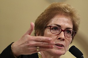 Former Ambassador Marie Yovanovitch, Key Figure In Impeachment Trial, Retires