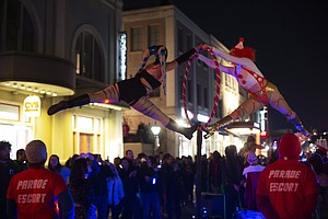 All Nerddoms Welcome: The Intergalactic Krewe Of Chewbacchus Parades In New O...