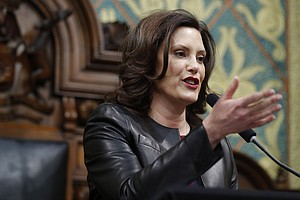 FACT CHECK: Michigan Gov. Gretchen Whitmer's Democratic Response