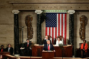What We Learned From Trump's State Of The Union Address