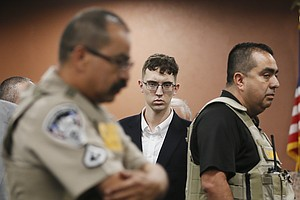 U.S. Charges Suspect In El Paso Walmart Shootings With Hate Crimes