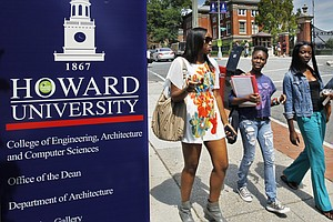 Howard University's Largest Donation Ever Raises Questions About Who Gets Don...