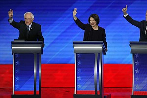 5 Takeaways From The Last Democratic Debate Before The New Hampshire Primary