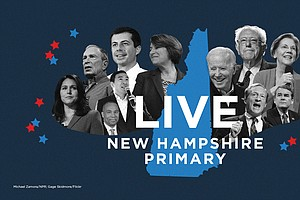 New Hampshire Primary 2020: Live Results And Analysis
