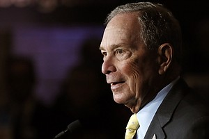 'Throw Them Against The Wall And Frisk Them': Bloomberg's 2015 Race Talk Stir...