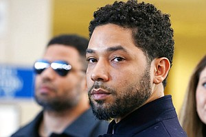 Jussie Smollett, Former 'Empire' Actor, Has Been Indicted Again In Illinois