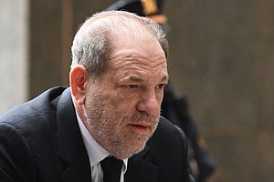 Harvey Weinstein Found Guilty Of Rape, Sexual Abuse In Mixed Verdict