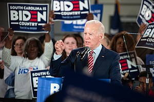 With His Campaign Struggling, Joe Biden Turns His Focus To South Carolina