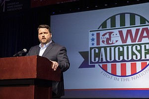 Iowa Democratic Chair Troy Price Resigns After Caucus Nig...