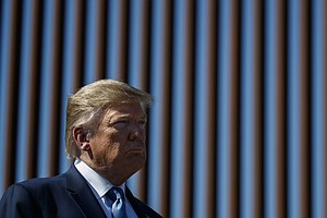 Trump Administration Diverts $3.8 Billion In Pentagon Funding To Border Wall