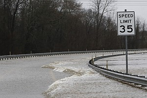 Officials: Mississippi Flooding Remains 'Precarious,' And Can 'Turn At Any Mo...