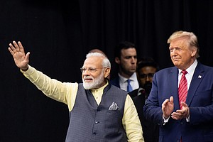 India Set To Welcome Trump, Whose First Stop Will Be In Modi's Home State Of ...