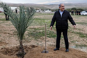 Israel Is Eager To Annex West Bank Lands, But U.S. Says To Wait