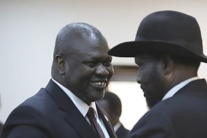 South Sudan Forges Unity Government, Renewing Fragile Hope For Peace