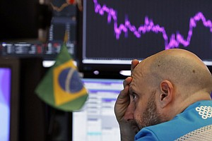 Photo for Business Report: Stock Market Falls Due to Coronavirus Scare
