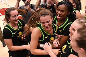 Sabrina Ionescu Sets NCAA Record — Hours After Speaking At Bryant Memorial