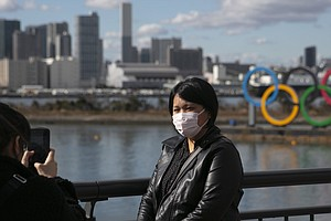 Olympic Officials Dismiss 'Speculation' That Coronavirus Could Disrupt Tokyo ...