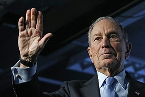 'We're Supposed To Do That': Bloomberg Defends NYPD's Spying Of Muslims After...