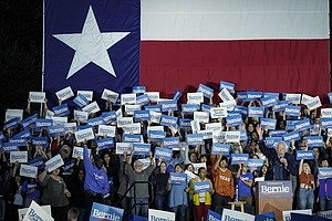 Super Tuesday Could Show Just How Blue Texas Is Turning