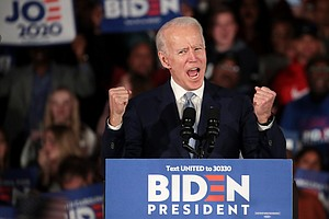 'Very Much Alive': Biden Projected To Win South Carolina