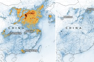 Why China's Air Has Been Cleaner During The Coronavirus Outbreak