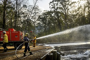 All Bushfires Extinguished In Australia's Hardest-Hit New South Wales, Offici...