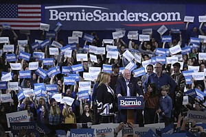 Bernie Sanders' Call For Young Voters Isn't Working Out The Way He Planned
