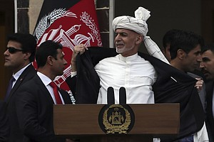 Dueling Simultaneous Afghan Presidential Inaugurations Bode Ill For Peace Talks