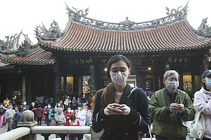 With Odds Against It, Taiwan Keeps Coronavirus Corralled