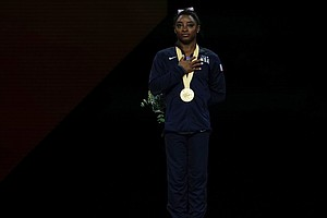 Simone Biles Marks Her Birthday With A Request For USA Gymnastics
