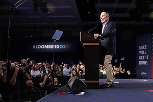 Former Staffers Sue Bloomberg Campaign, Alleging They Were Promised Pay Throu...