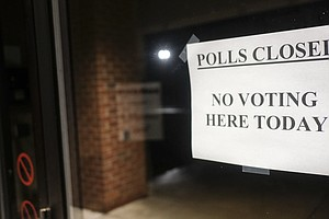 Virus Puts Democracy On Hold For First-Time Voters