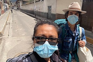 Opinion: I'm An American Stuck In Peru — Glad To Be On Lockdown To Avoid COVI...