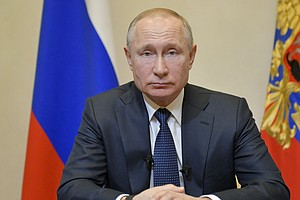 Putin Delays Vote That Could Help Keep Him In Power