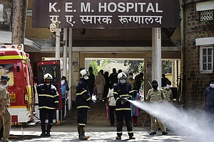 India's Doctors Worry The Country Is Unprepared For A Coronavirus Surge