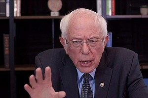 Bernie Sanders On His Campaign: 'It's Going To Be A Very Steep Road'