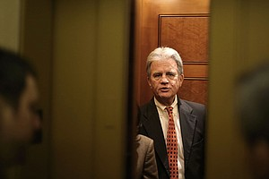 Former Sen. Tom Coburn, Fiscal Hawk And 'Dr. No,' Dies At 72