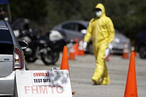 Photo for Governor: California Bought Time To Prepare For Virus Peak