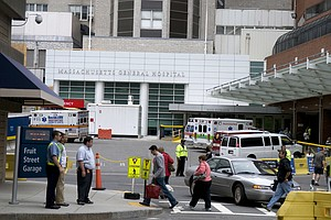 4 Boston Hospitals Report Significant Numbers Of Employees Have The Coronavirus