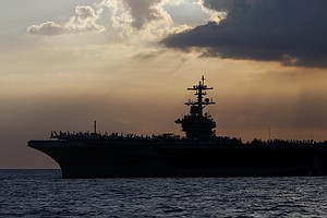 Photo for Navy Reports First Coronavirus Death From Roosevelt Crew