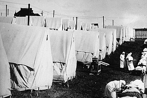 The 1918 Flu Pandemic Was Brutal, Killing As Many As 100 Million People World...